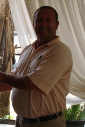 Simon before losing 22kg's taking Nuvida MaxiBurn Fat Burner & appetite suppressant