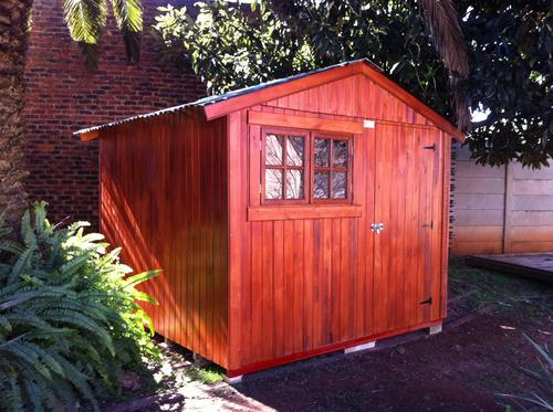 Wendy house, Gaurd hut, Tool Shed