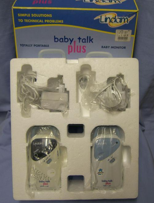 monitors lindam baby talk plus monitor was sold for on 23 jul at. Black Bedroom Furniture Sets. Home Design Ideas