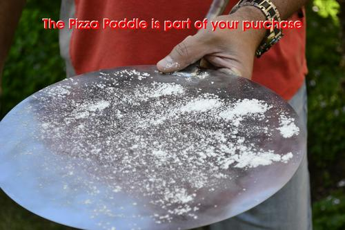KettleCADDY Pizza Paddle