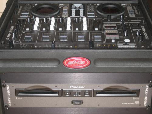 Problems with pioneer cmx 3000