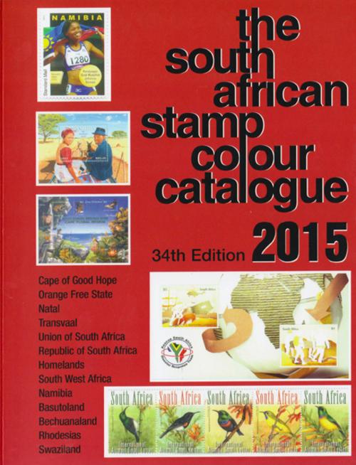 Colour Catalog : Catalogues, Books & Magazines - South African Stamp Colour Catalogue ...