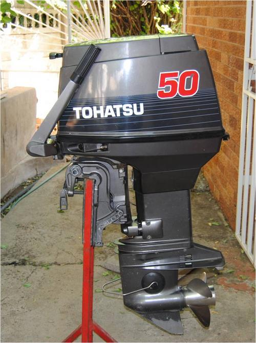 Boat motors 50hp tohatsu outboard motor was listed for for Tohatsu outboard motor financing