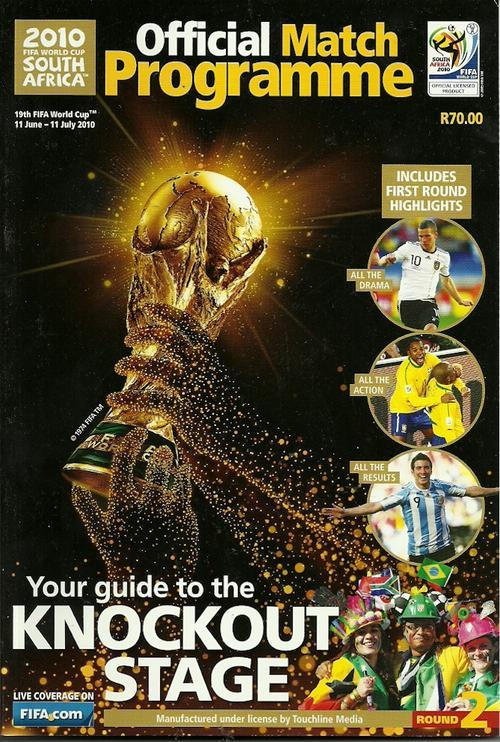 1986 FIFA World Cup knockout stage