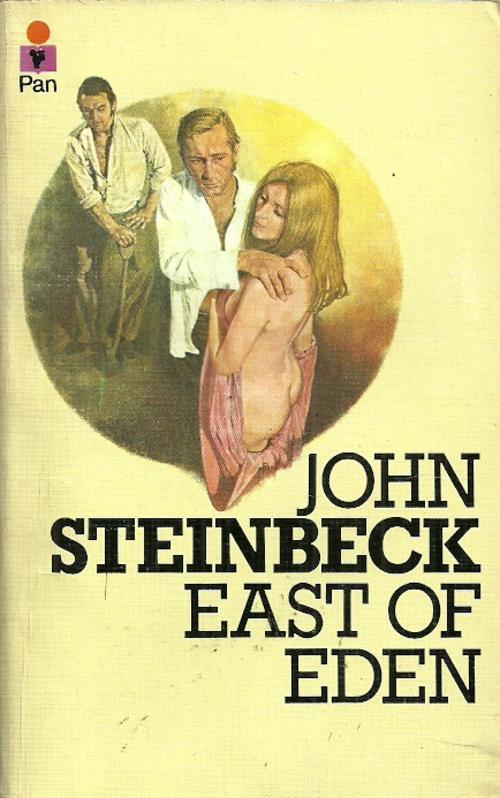 east of eden by john steinbeck essay However, in john steinbeck's east of eden and mary shelley's frankenstein, the similarities are very prominent and easy to connect with the biblical tales many of the characters have similar personalities and are named in a similar fashion or with a certain prophecy in mind steinbeck's novel is.
