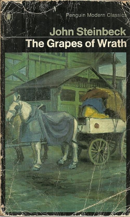 an analysis of the use of language in the grapes of wrath by john steinbeck This the grapes of wrath by john steinbeck expository writing lesson focuses on text text dependent analysis english language arts.