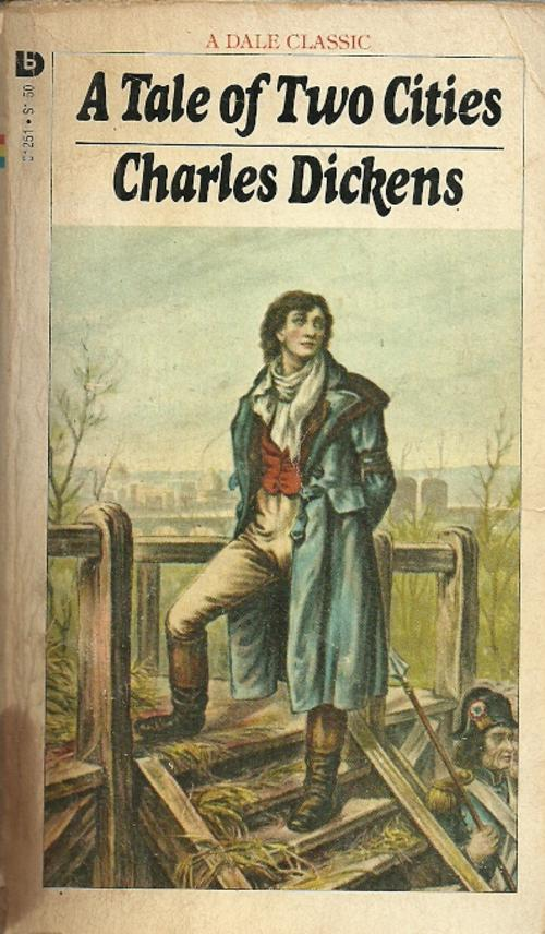 "characterization in charles dickens tale of two cities In a tale of two cities, sydney carton is an alcoholic lawyer who helps bring about darnay's acquittal and later replaces him before the guillotine jerry cruncher is a ""resurrection man ."