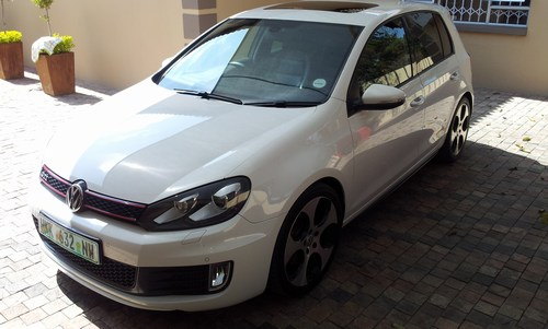 Volkswagen 2010 Vw Golf 6 Gti Was Listed For R310 000 00