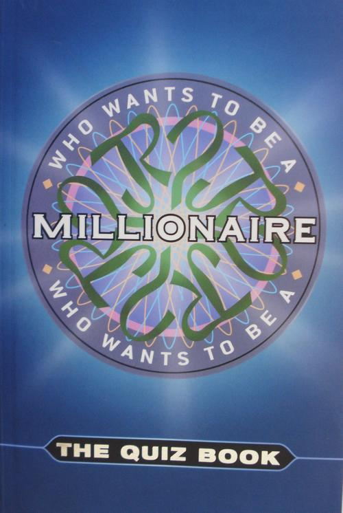 Reference Who Wants To Be A Millionaire The Quiz Book