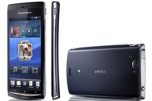 Sony Ericsson Xperia arc S (LT18i) Black