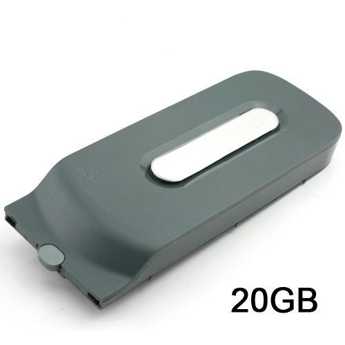how to make xbox 360 hard drive