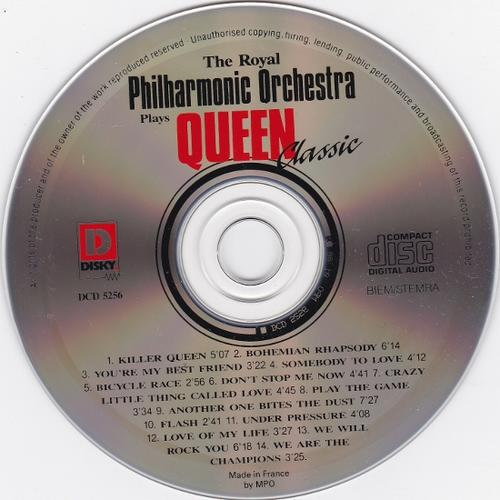 The Royal Philharmonic Orchestra - Johannes Brahms Symphony No 4 in E Minor and Ludwig Van Beethoven Egmont Overture