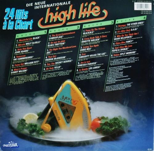 Various - High Life - Bärenstark!