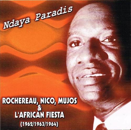 Rochereau L African Fiesta National Bholen LOrchestre Negro Succes Congo Nouveau Afrique Nouvelle
