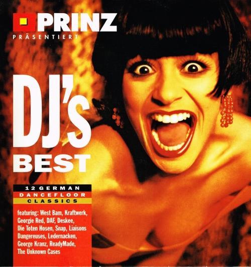 Various - German DJ Playlist Vol. 2
