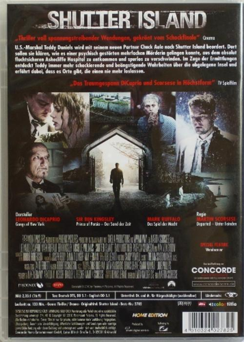 Shutter Island Movie Download With English Subtitles