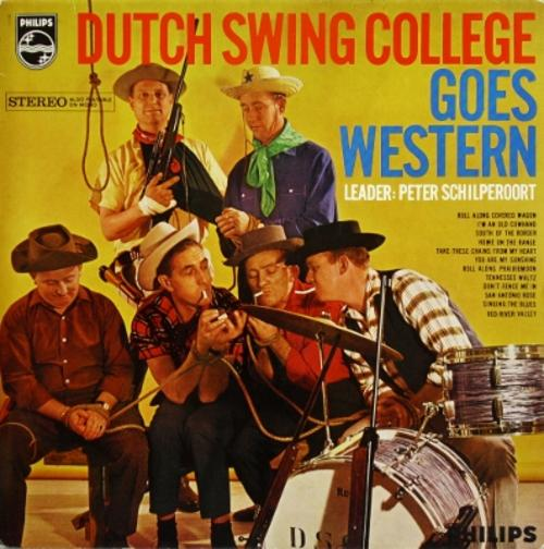 The Dutch Swing College Band Dutch Swing College Band And Joe Venuti The Dutch Swing College Band Meets Joe Venuti