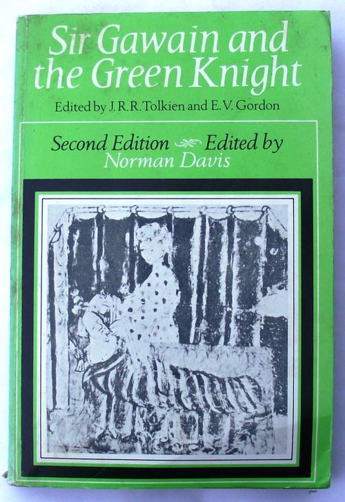 an analysis of tolkiens sir gawain and the green knight Sir gawain and the green knight is a 14th century manuscript in 1925, jrr tolkien and ev gordon published a scholarly edition of it it was not a translation, though tolkien did make.