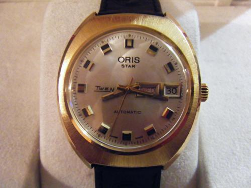 Oris Star Twen Automatic Watch