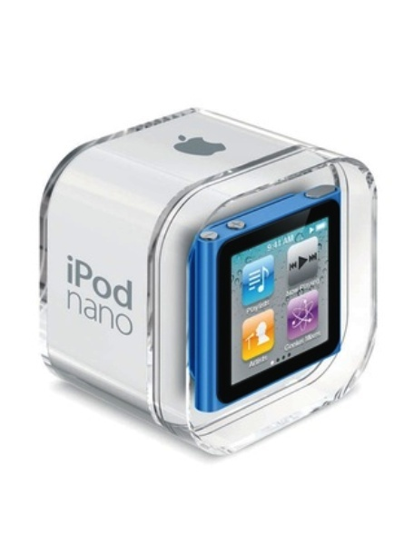 Apple iPods - Apple iPod Nano 6th Generation 16GB ...
