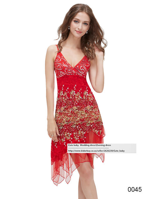 Cocktail Dresses Pretoria Sale - Red Prom Dresses