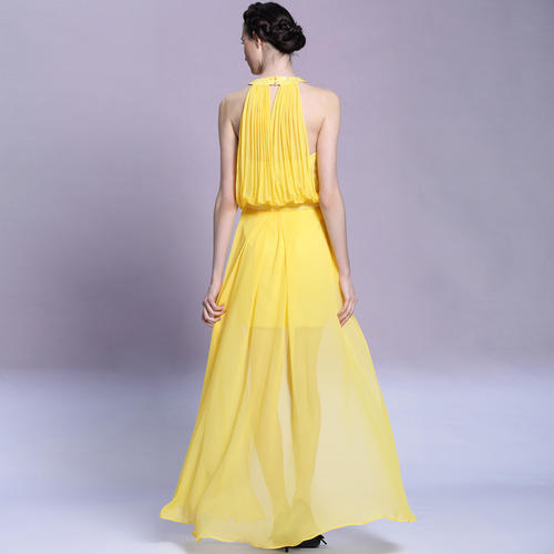 Yellow Evening Dresses Johannesburg 22