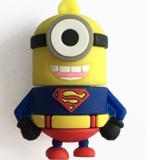 Minion Superman Minion Superman Usb 2 0 Flash