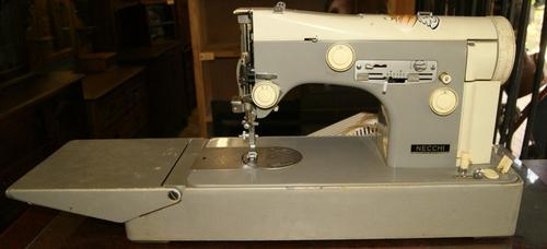 necchi sewing machine made in italy