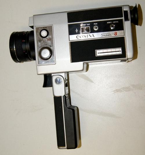 cameras vintage 1970 39 s cosina dl 40p super 8 handheld movie camera was listed for on. Black Bedroom Furniture Sets. Home Design Ideas