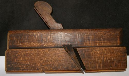 Rare Antique Wooden Summers Varvill Cove and Bevel Bead Molding Plane