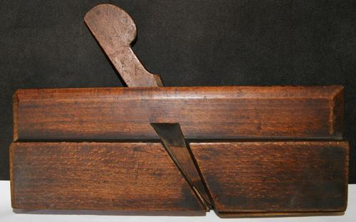 Rare Antique Wooden Greaves of Oldham Street Complex Bead Molding Plane