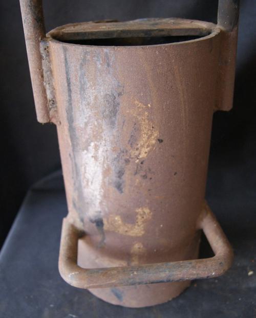 Vintage Handmade Metal Smithing Smelter