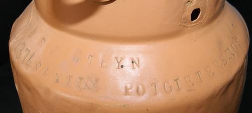 Vintage Small Metal Milk Churn or Can