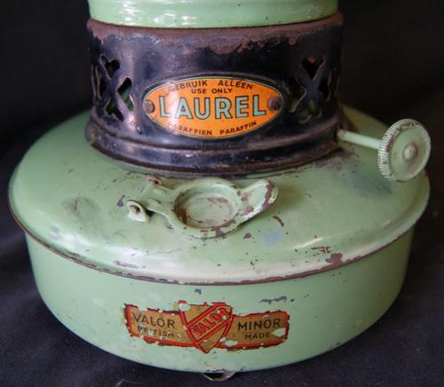 Vintage Laurel Valor Minor No.68 Paraffin Heater and Stove