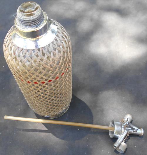 Vintage Sparklets Ltd London Soda Seltzer Dispenser Syphon