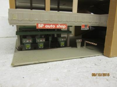 Scenery Ho Scale Vollmer Triple Storey Parking Garage