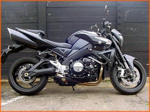 SUZUKI GSX1300 B-KING. NAKED. Year: 2008. Price: R99 900. Colour: Black