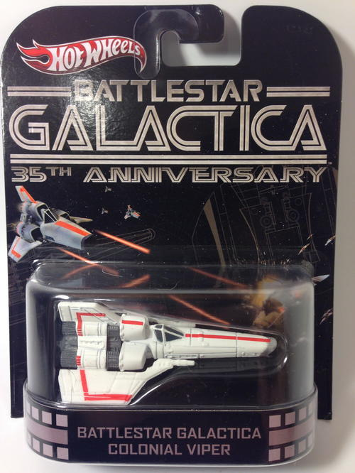 Models Hot Wheels Battlestar Galactica Colonial