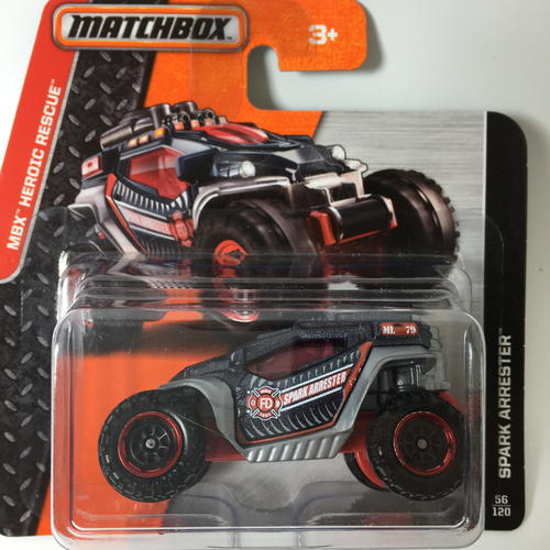 Truck Spark Arrestor : Models matchbox spark arrester mbx heroic