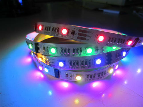 indoor outdoor red blue green or multi colour light strip led