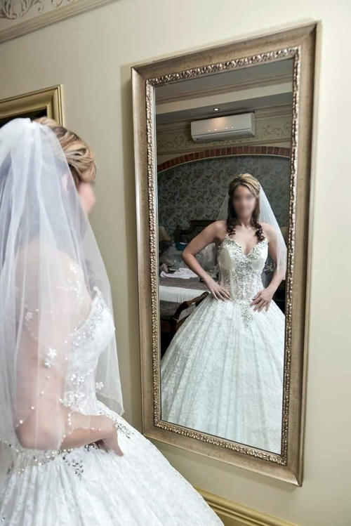 Bridal Gowns Vanderbijlpark : Wedding dresses beautiful imported dress veil petticoat