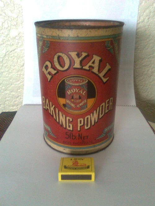 Vintage Royal Baking Powder