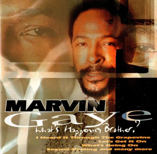 classic marvin gaye cd