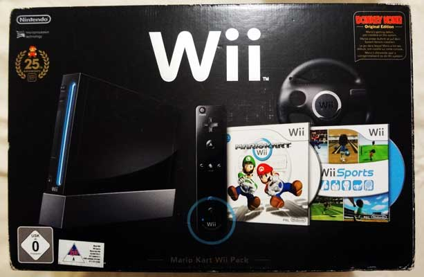 wii model number rvl 001 manual