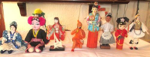 Vintage Dolls of The World Vintage Dolls Around The World