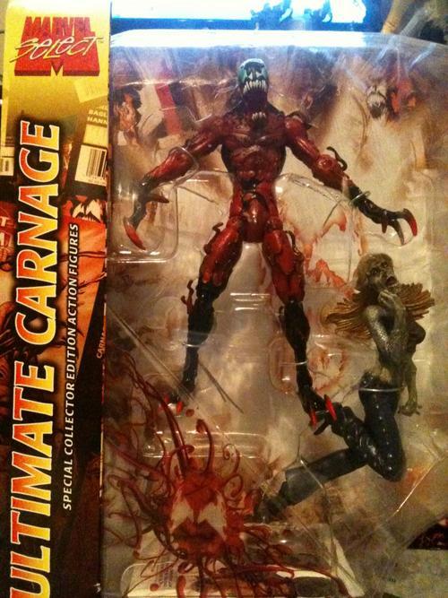 Ultimate Carnage Marve...