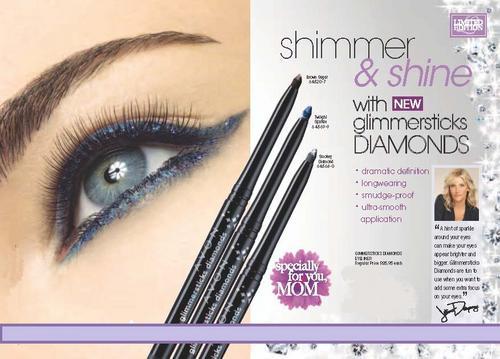 Eyes Avon S Twilight Sparkle Glimmerstick Diamonds