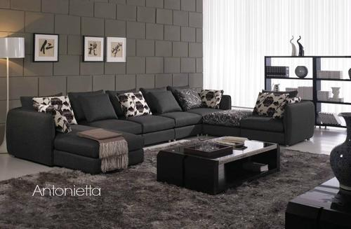 Lounge Suites ANTONIETTA Fabric Suite Available