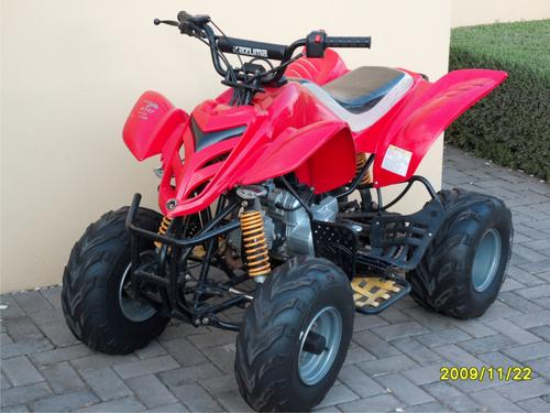 Quad Bikes 150cc Kazuma Quad Bike Immaculate Condition