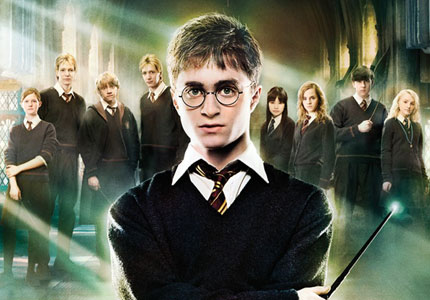 Harry potter complete 8 film collection hd